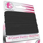 Ponytail Holders 18 Count