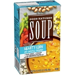 Progresso Good Natured Soup Hearty Corn, 17.0 OZ (VEGAN)