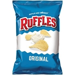 Ruffles Original Potato Chips 9 oz. Bag