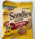 Sandies mini's Cookies 1oz.