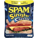 Spam Classic Single, 3 oz
