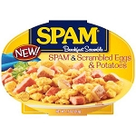 Spam & Scrambled Eggs & Potatoes Breakfast Scramble, 7.5 oz