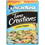 Starkist Tuna Creations Lemom Pepper 2.6 Oz.