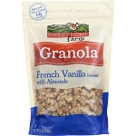 Sweet Home Farm Granola French Vanilla with Almonds 12 oz