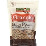 Sweet Home Farm Granola Maple Pecan with Real Maple Syrup 13 Oz.