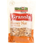 Sweet home farm honey nut granola with almonds 13 oz.