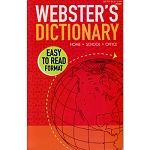 Webster's Dictionary - Home/School Edition