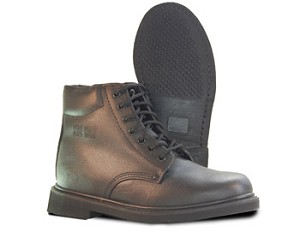 "Shoe Corp Brown Leather 6"" Work Boot"