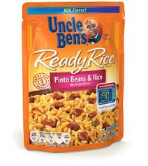 Uncle Ben's Ready Rice Pinto Beans & Rice 8 oz
