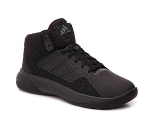 Adidas Mens Cloudfoam Ilation Basketball Mid Shoe
