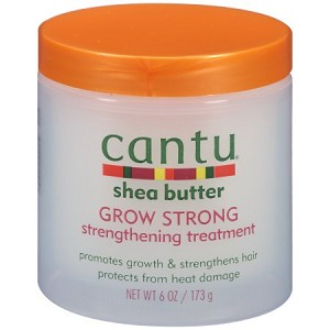Cantu Shea Butter Grow Strong Strengthening Treatment 6 oz. Jar