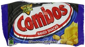 Combos Cheddar Cheese Crackers 1.7 oz