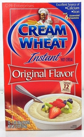 Cream of Wheat Instant-Original Flavor 12-1 oz Packages