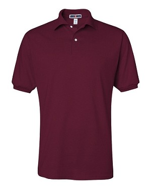 Jerzees Adult 5.6 oz. SpotShield Jersey Polo