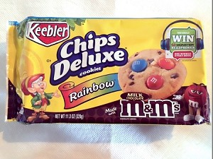Keebler Chips Deluxe Rainbow Cookies 11.3 oz