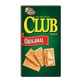 Keebler Original Club Crackers, 16 oz