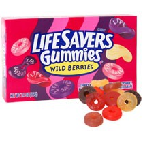 Life Savers Wild Berries Gummies 3.5 oz