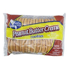 Lil Dutch Maid Peanut Butter Creme Cookies 6 oz