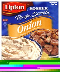 Lipton Kosher Onion Soup or Dip Mix 2 oz