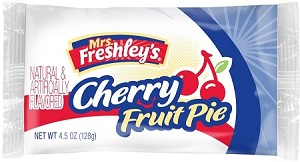 Mrs Freshley's Fruit Cherry Pie 5 oz