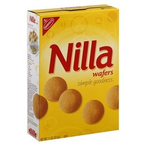 Nabisco Nilla Wafers 11 oz