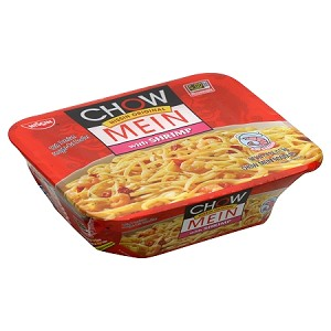 Nissin Chow Mein Straight-Cut Noodles w/ Shrimp (4oz)
