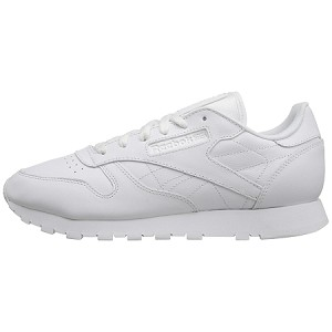 Reebok Mens Classic Leather Running Shoe