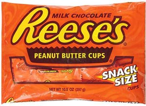 Reese's: Peanut Butter Cups Milk Chocolate, 10.5 Oz
