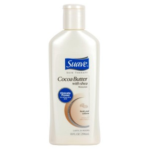Suave Cocoa Butter with Shea Moisturizer 10 oz
