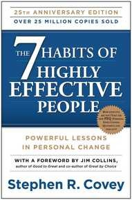 The 7 Habits of Highly Effective People (Powerful Lessons in Personal Change)