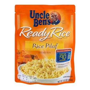 Uncle Ben's Ready Rice Rice Pilaf, 9 OZ
