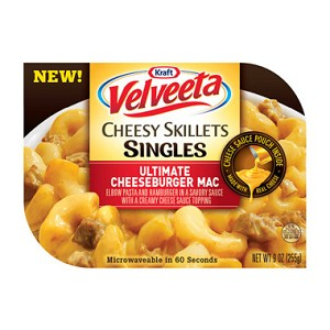 ... Pasta / Noodles > Velveeta Skillet Single Ultimate Cheeseburger Mac