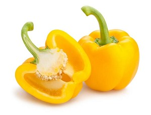 Yellow Bell Pepper (2 Count)