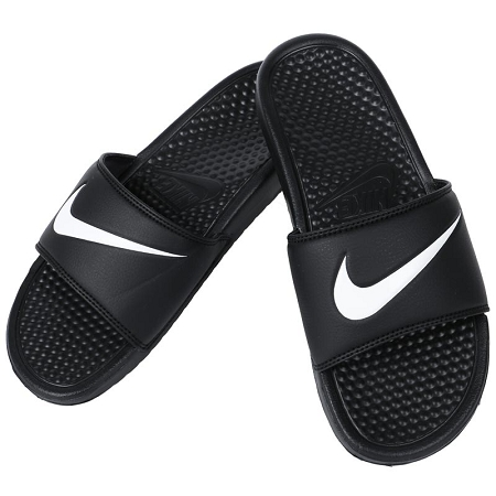 Nike Benassi Swoosh Mens Slide Sandals