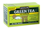 BIGELOW GREEN LEMON TEA-20 COUNT1 oz.