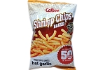 Calbee Hot Garlic Shrimp Chips 3.3 oz