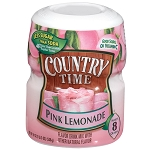 Country Time Pink Lemonade Drink Mix (19 oz)