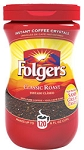 Folgers Instant Coffee 8 oz.