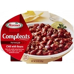 Hormel Compleats Homestyle Chili with Beans NET WT 10 OZ (283g)