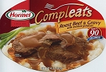 Hormel Compleats Homestyle Roast Beef and Mashed Potatoes NET WT 10 OZ