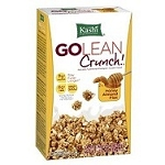 Kashi GO LEAN Honey Almond Flax Cereal 14oz