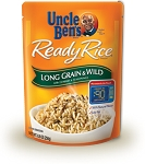 Uncle Bens Ready Rice Long Grain & Wild 8 oz