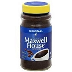 Maxwell House Instant Coffee 8 oz.