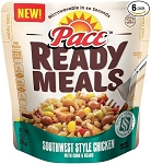 Pace Ready Meals, Southwest Style Chicken with Corn and Beans, 9 oz
