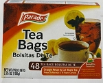 Tea Bags - Orange Pekoe & Cut Black Tea 48 Bags