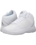 Adidas Mens Cloud Foam iLation Basketball Mid Shoe (White)