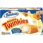Hostess Banana Twinkies 13.58 oz. Package