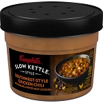Campbell's Slow Kettle Style Southwest-Style Chicken Chili with White Meat Chicken, 15.7 oz
