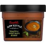 Campbell's Slow Kettle Style Tomato & Sweet Basil Bisque, 15.5 oz