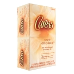 Caress Pure Embrace Bar Soap, 6 Ct (Pure Embrace w/white flowers & Almond Oil)